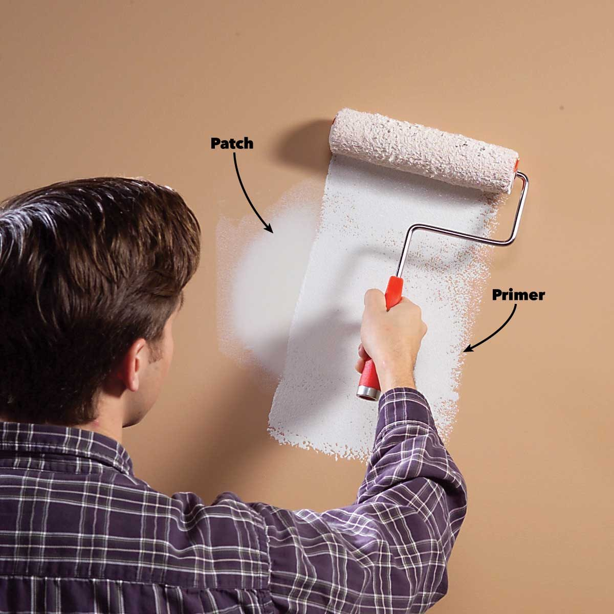 interior painting tips avoid blotchy finish