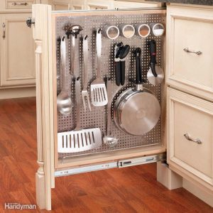 15 Ways to Squeeze More Storage Out Of Small Spaces