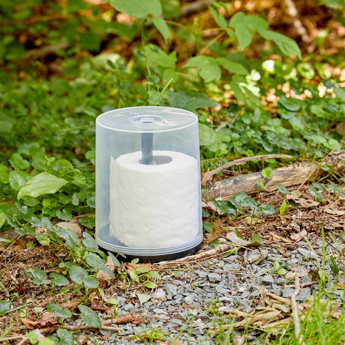 HH camping toilet paper cd case