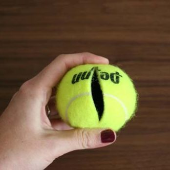 11 Clever Uses for Tennis Balls You'll Wish You Knew Sooner