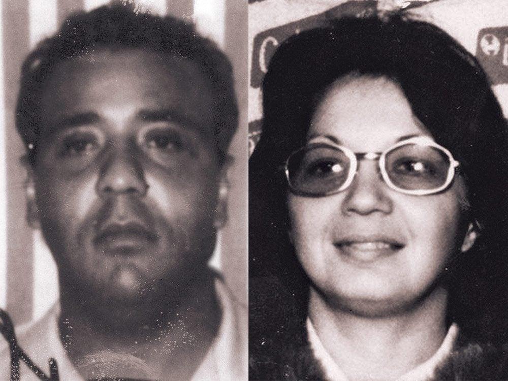 Joseph Sr. and Julie Otero