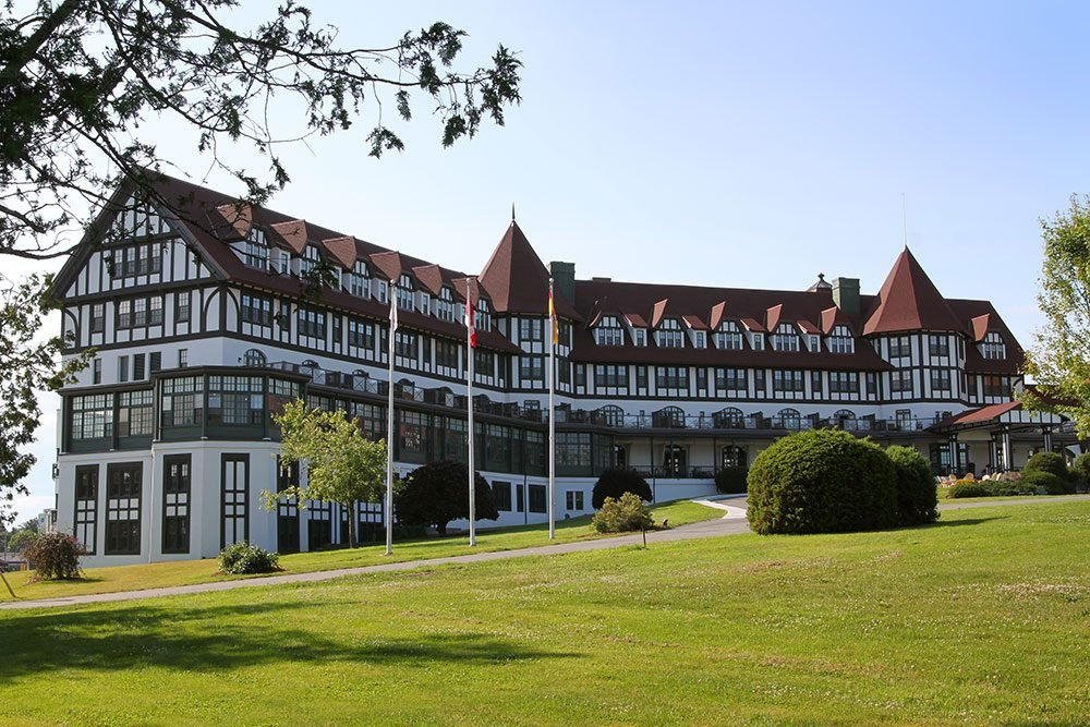 Canadian hotels - Algonquin Resort, St. Andrew's By the Sea, New Brunswick