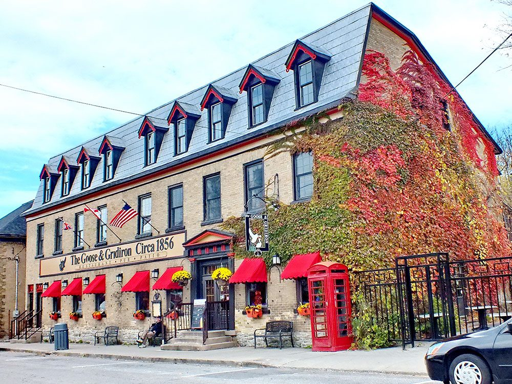 Day trips from Ottawa - Merrickville, Ontario