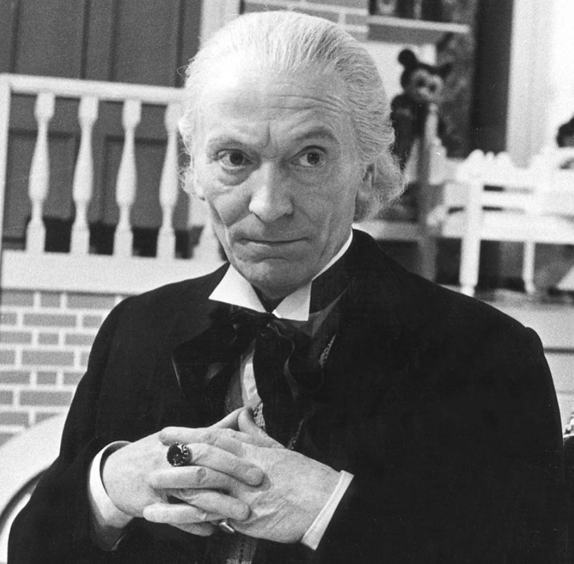 Doctor Who quotes - The First Doctor, William Hartnell