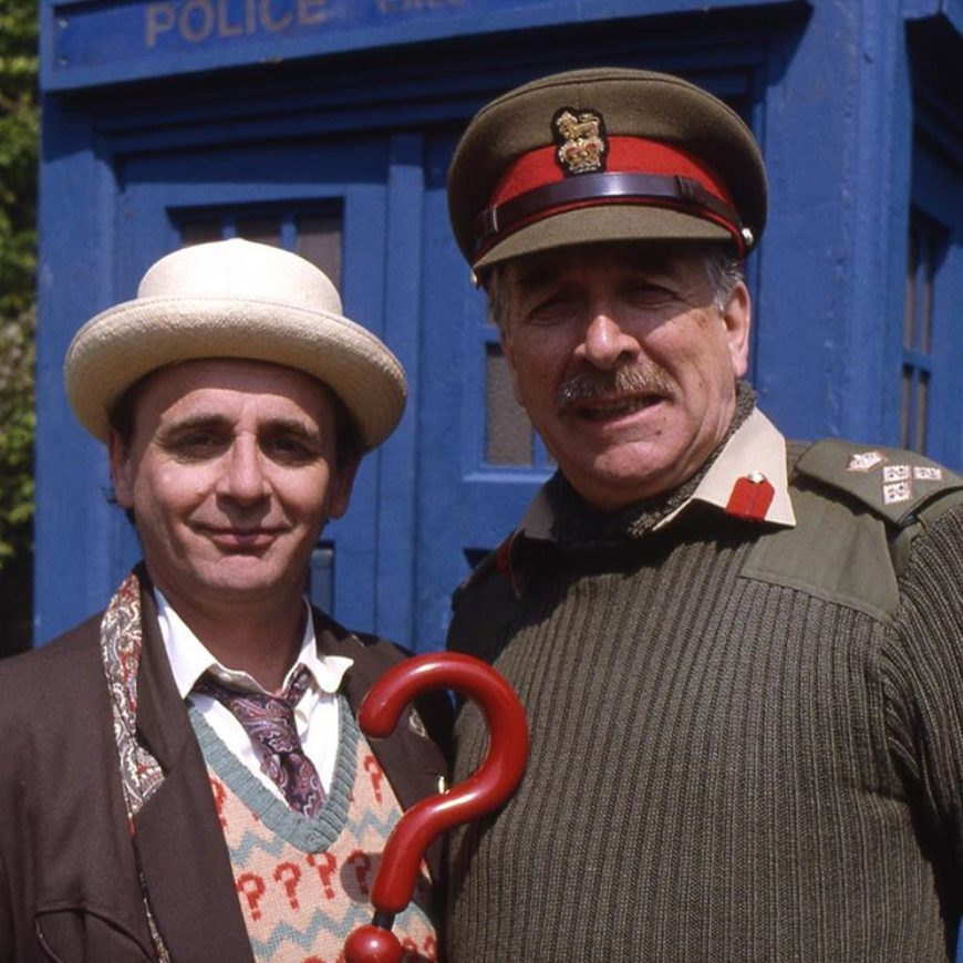 Doctor Who quotes - Seventh Doctor and the Brigadier, Battlefield