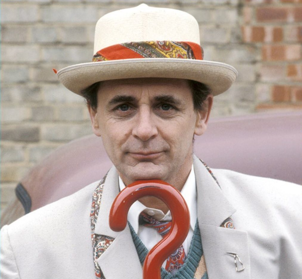 Doctor Who quotes - Seventh Doctor, Sylvester McCoy