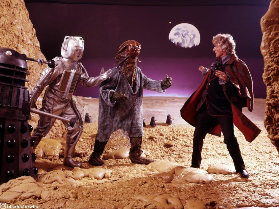 Doctor Who quotes - Third Doctor, Jon Pertwee, Radio Times 10th Anniversary Special