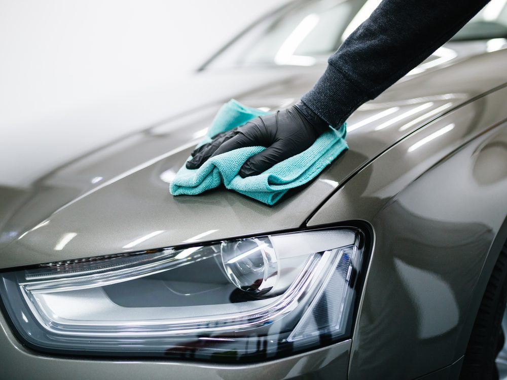Car cleaning tricks