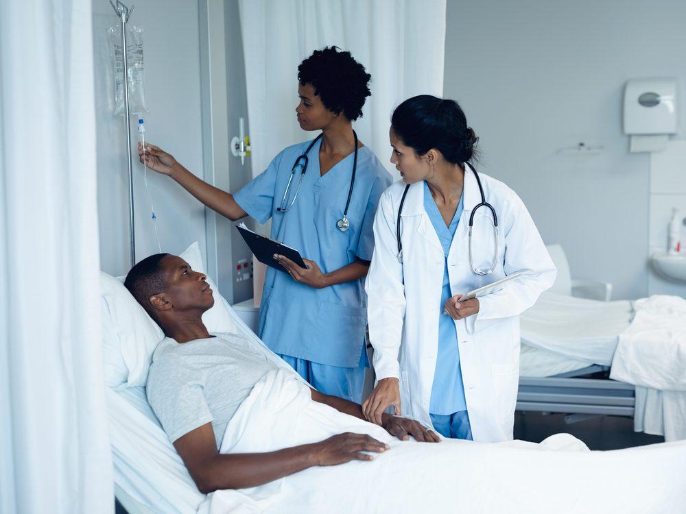 life after stroke hospital