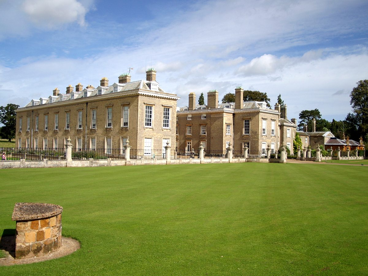 Princess Diana facts - Althorp, home of the Spencer family