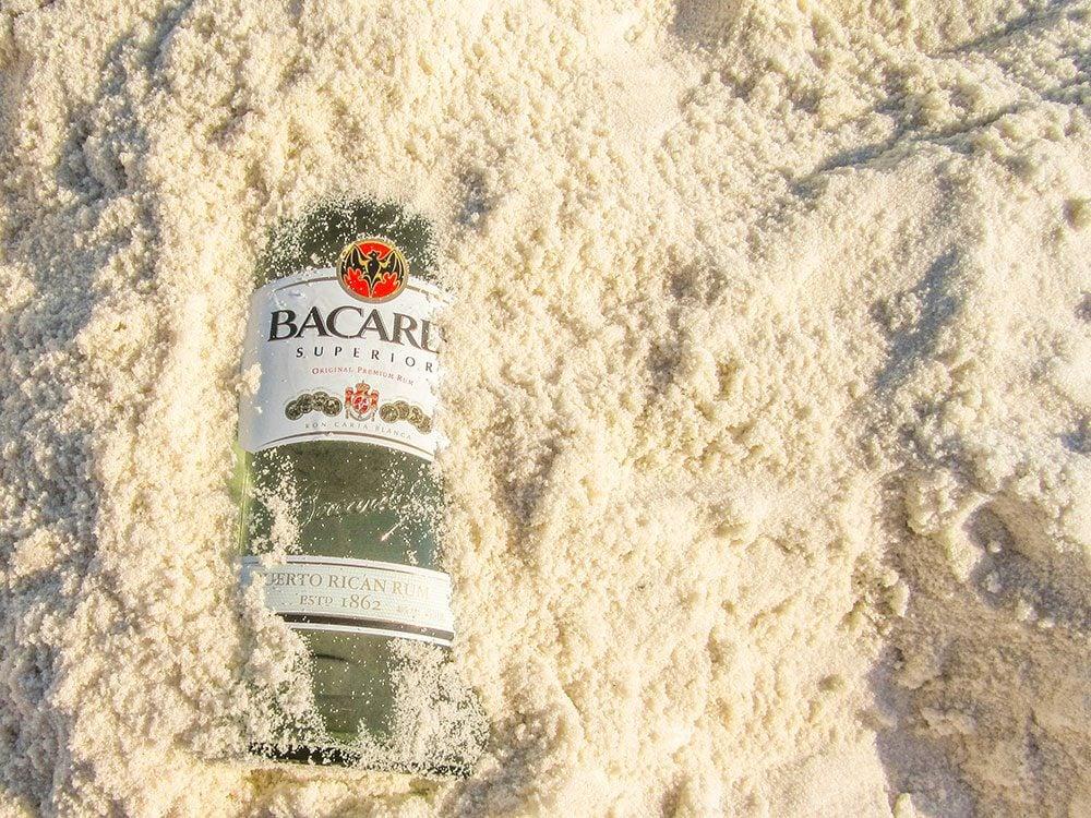 Puerto Rico facts - Bacardi rum