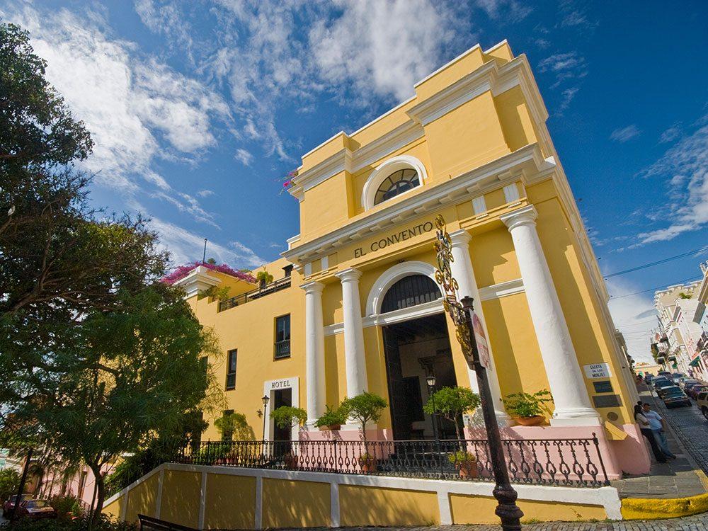 Puerto Rico facts - El Convento San Juan