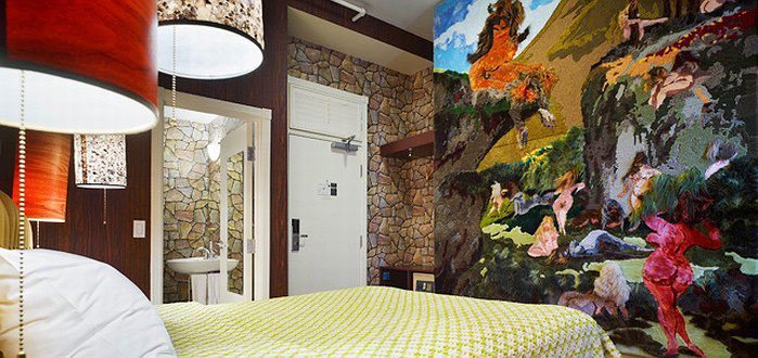 Quirky hotels across Canada - Gladstone Hotel