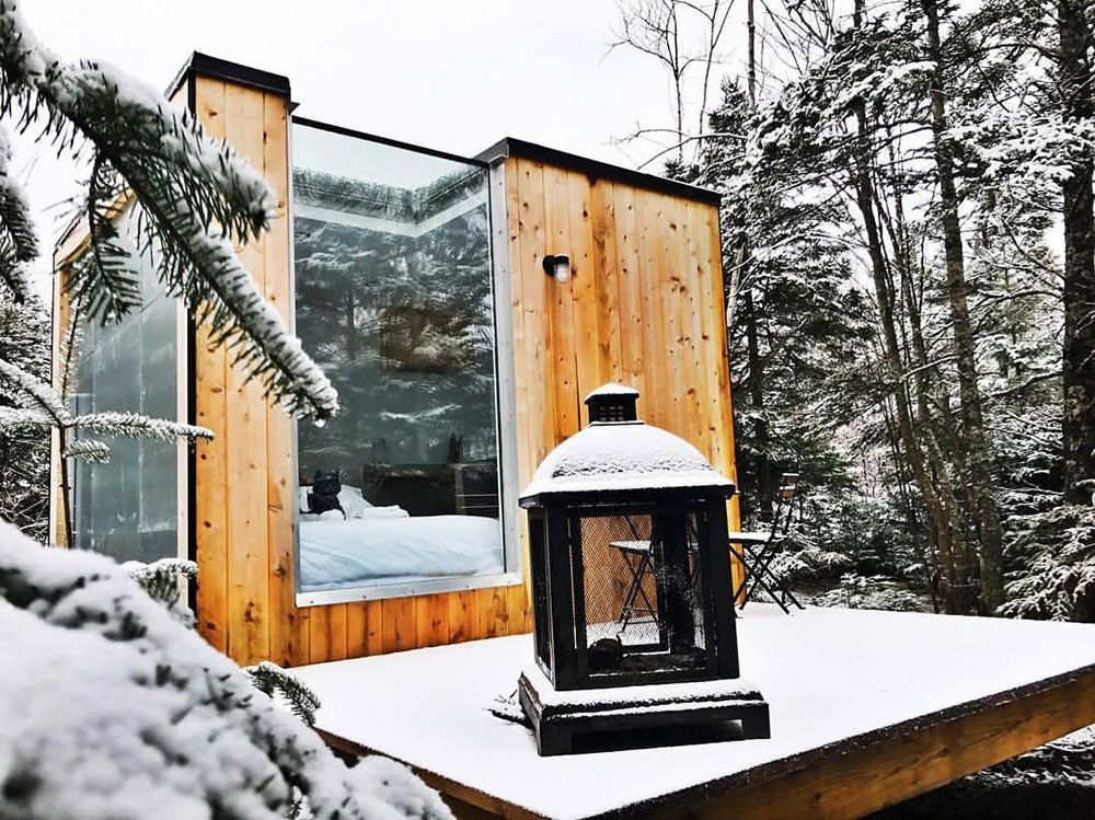Quirky hotels across Canada - Repere Boreal