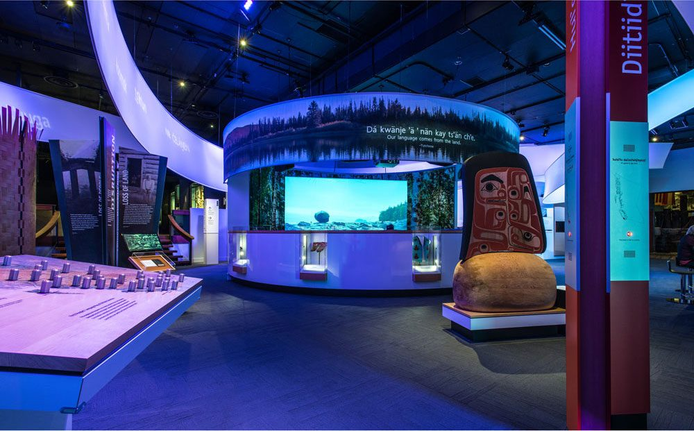 Royal BC Museum - Our Living Languages