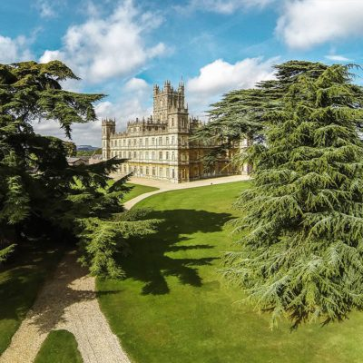 Secrets of Highclere Castle the real life Downton Abbey