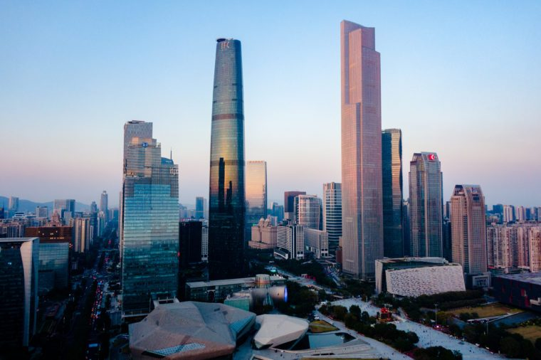 Guangzhou CTF Finance Center