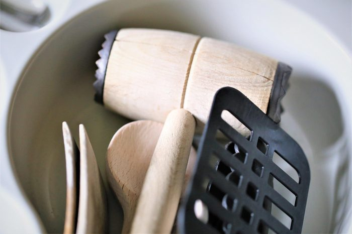 An Image of a kitchen, tool