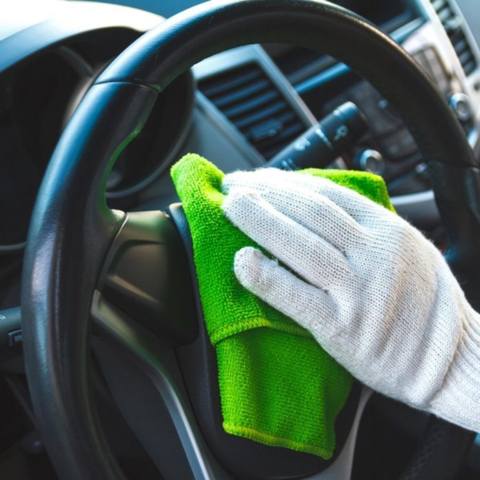 This is the Dirtiest Place in Your Car