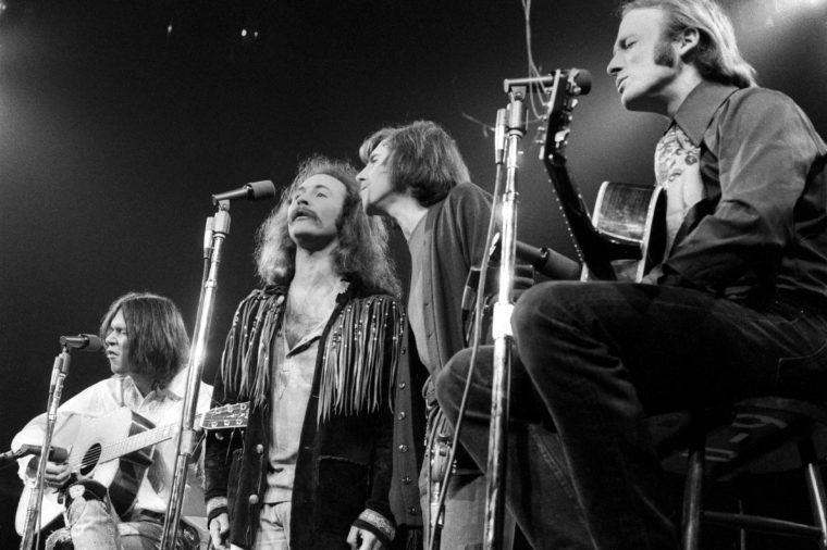 Crosby, Stills, Nash and Young - Neil Young, David Crosby, Graham Nash and Stephen Stills