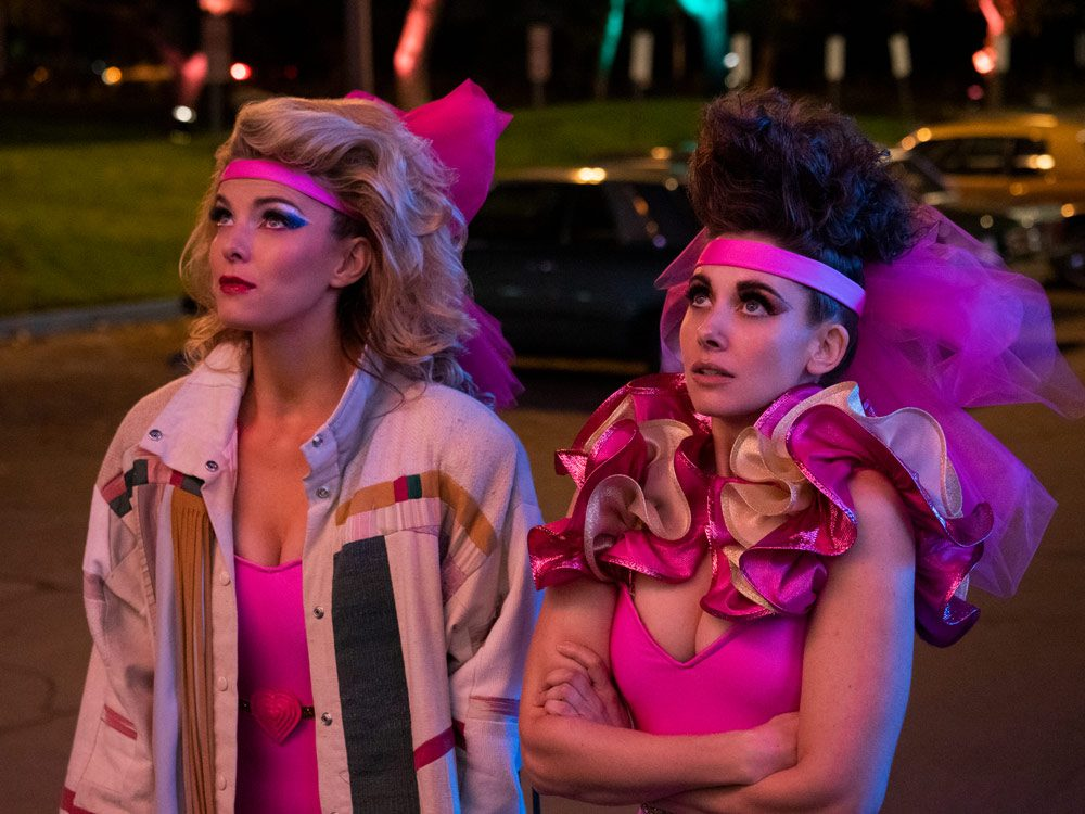 GLOW television series