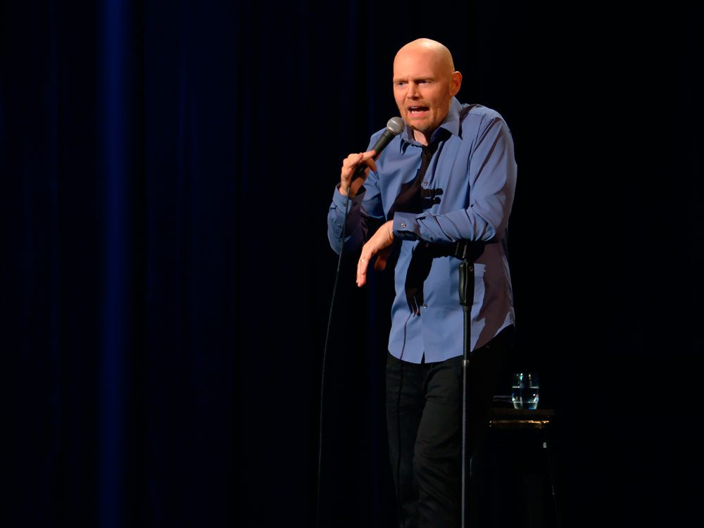 Comedian Bill Burr