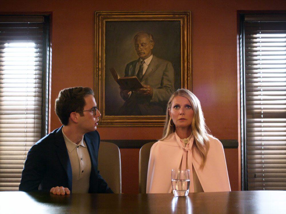 """Gwyneth Paltrow in """"The Politician"""""""