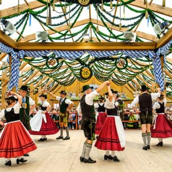 Why Does Oktoberfest Start in September?