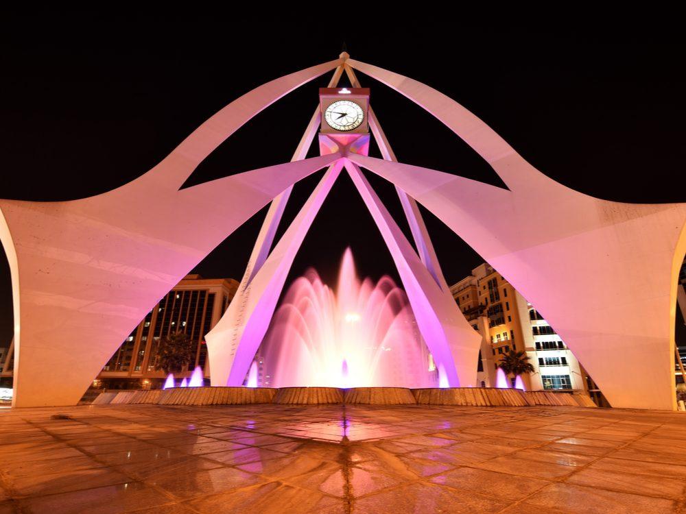 world clock Deira