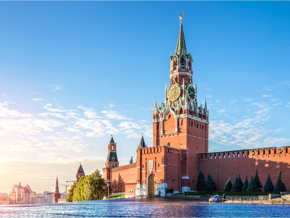 world clock Spasskaya