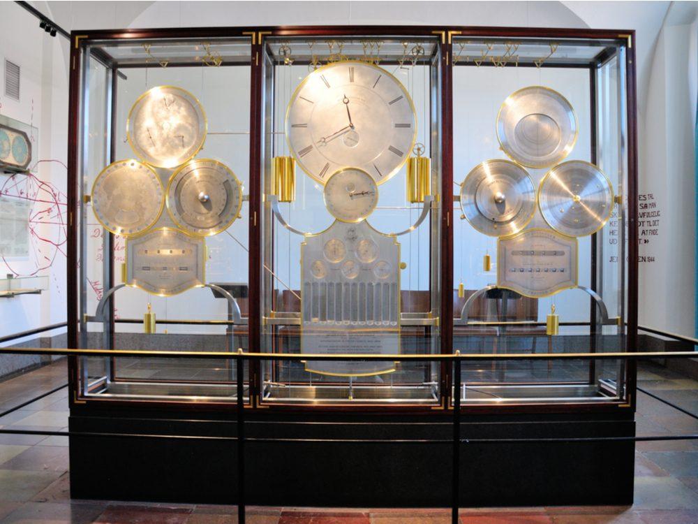 world clocks Olsen world clock