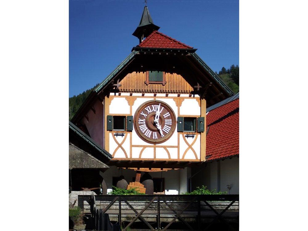 world clocks german cuckoo
