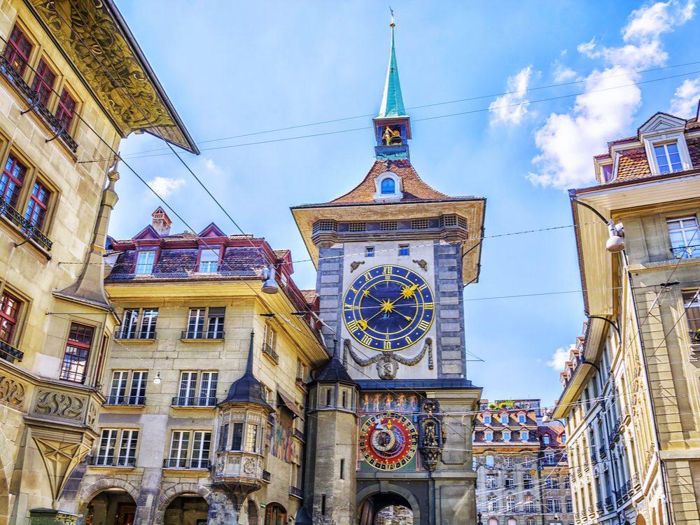 world clocks zytglogge