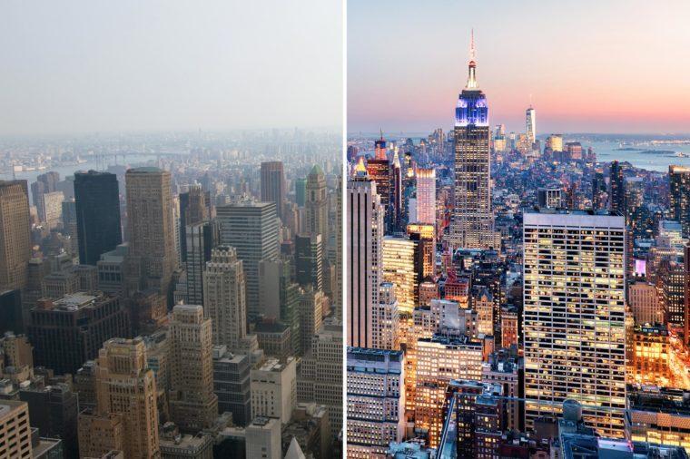 New york city smog