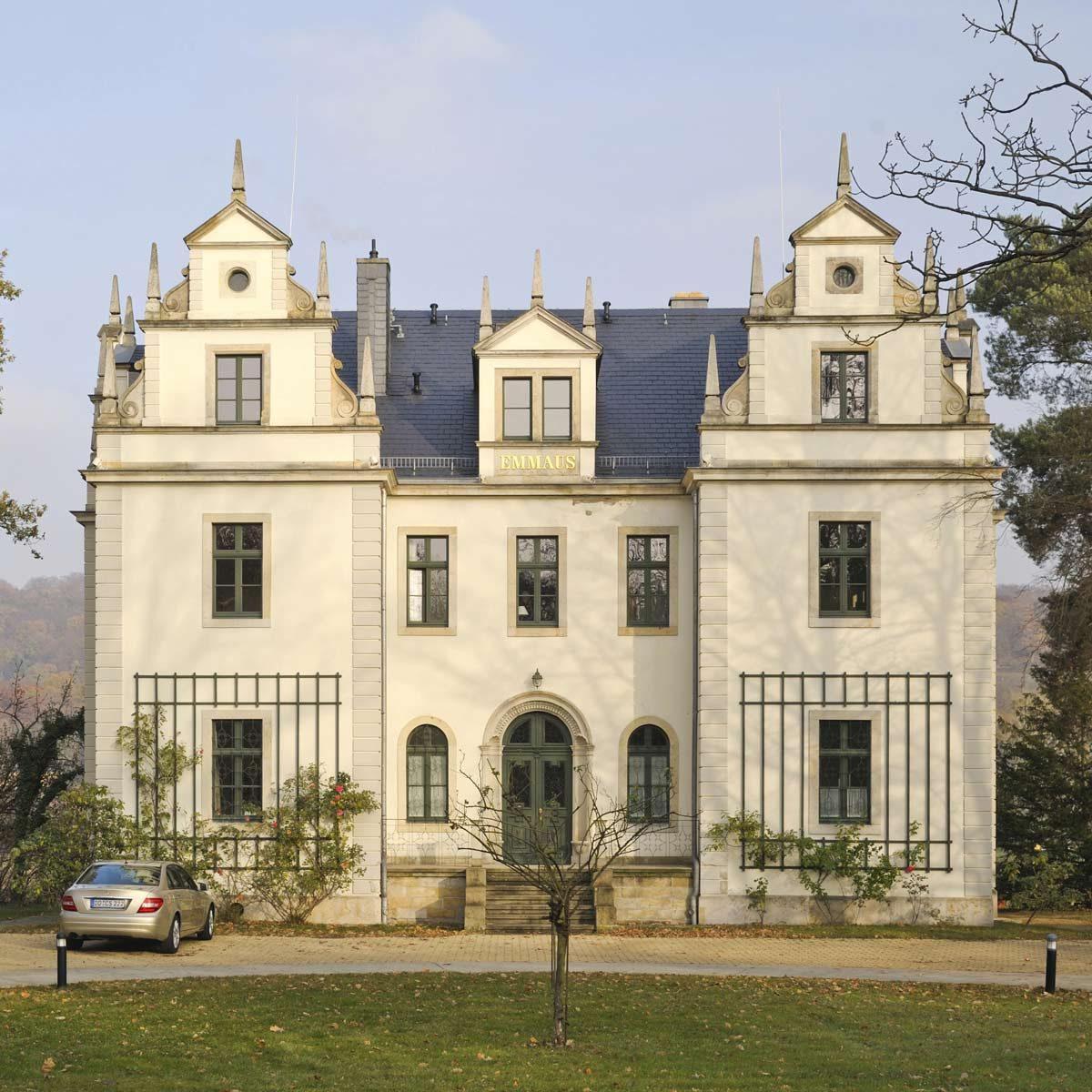 Villa Emmaus, Dresden, Saxony, Germany