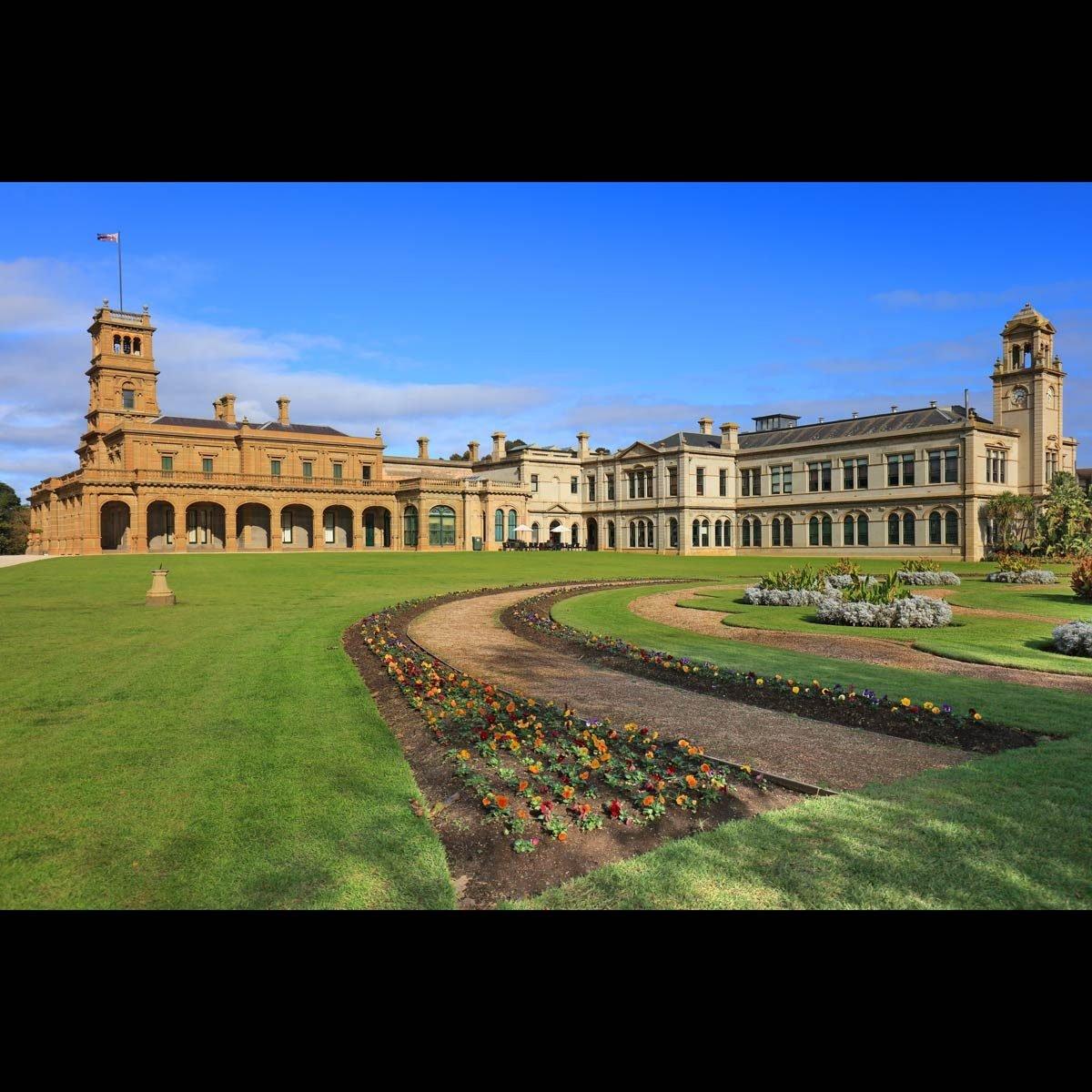 Werribee Mansion Gardens