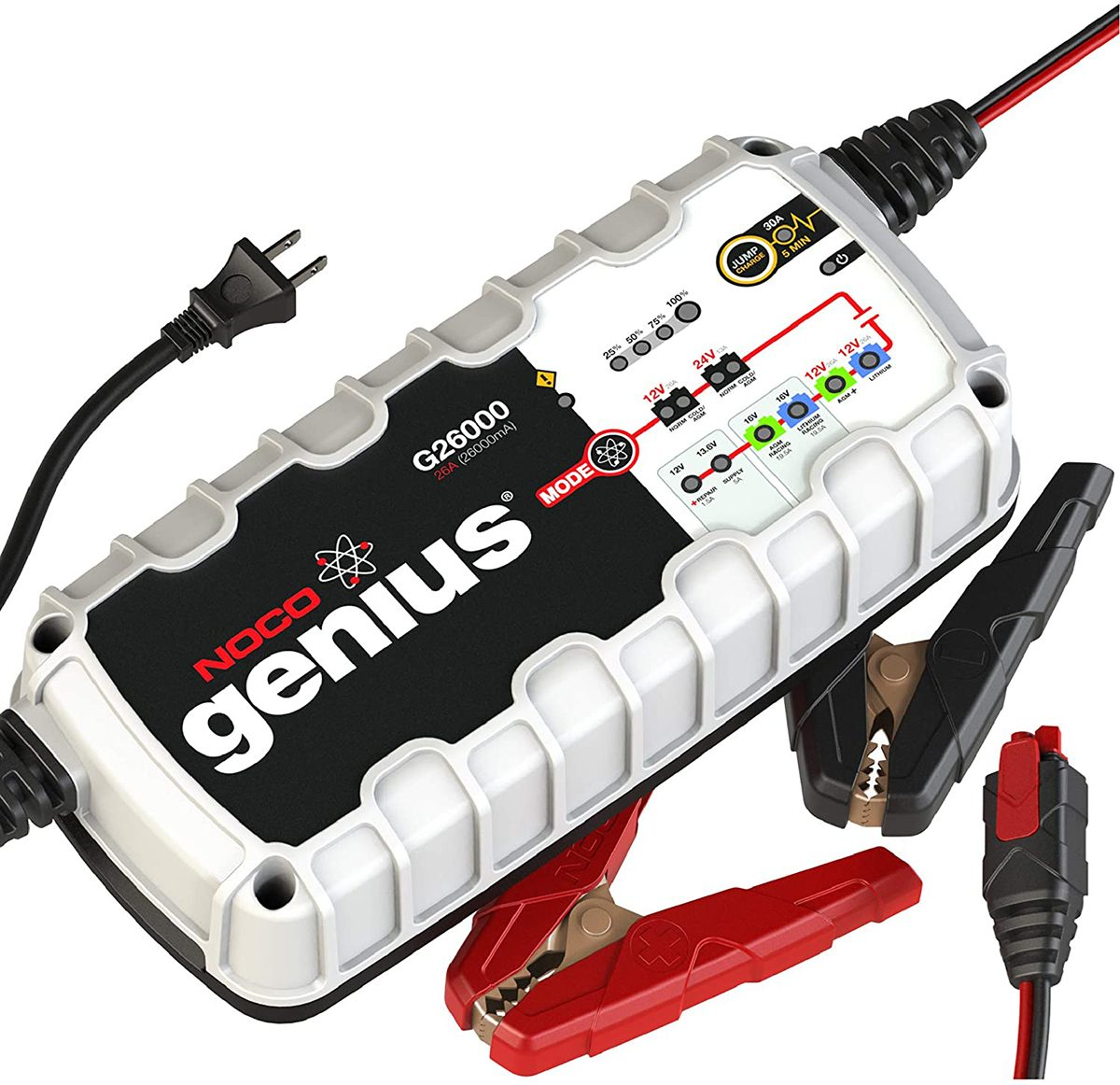 Car Gadgets - Noco Genius Battery Boost