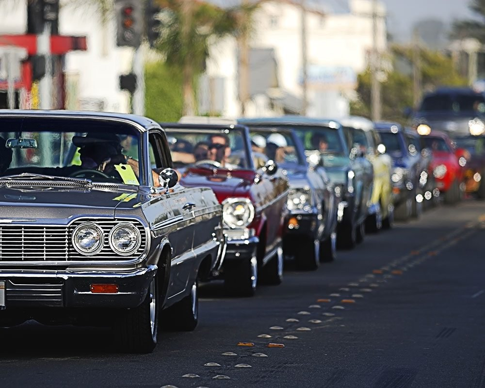 Classic car cruise tips