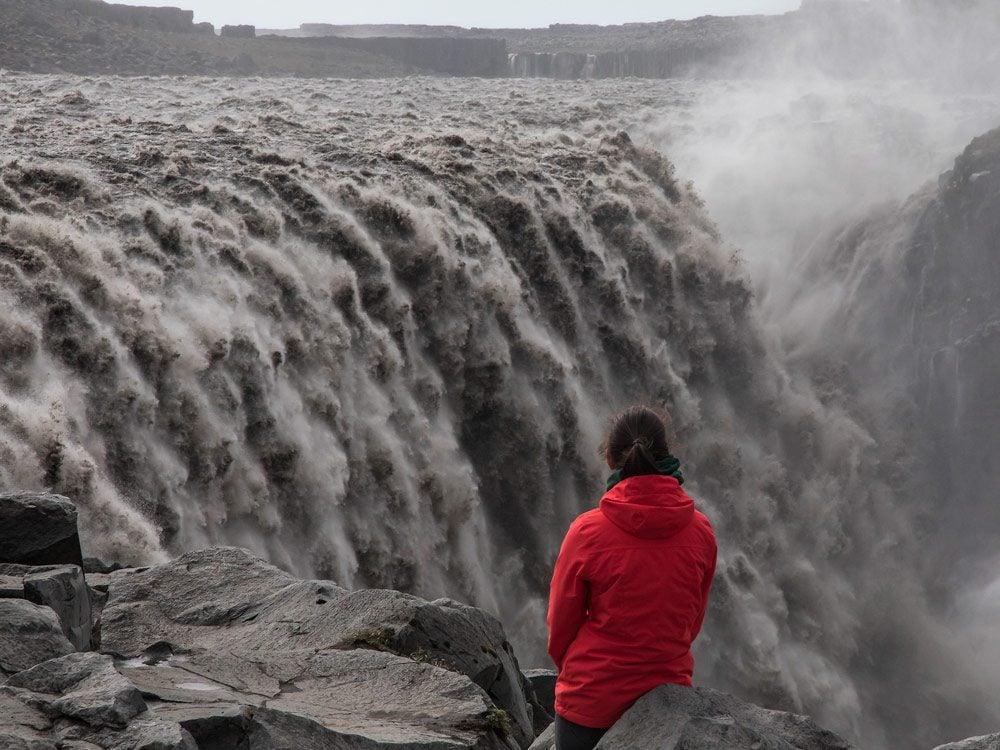 Dettifoss Falls, Iceland