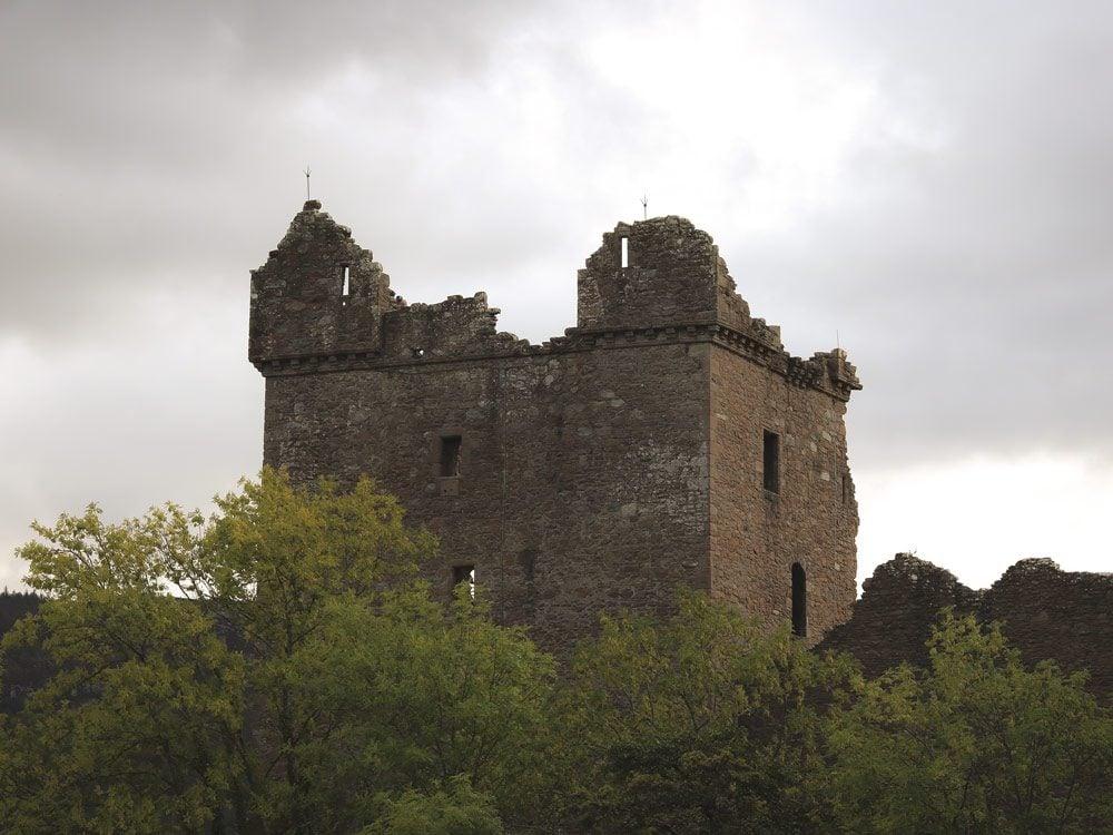 Urqhart Castle, Scotland
