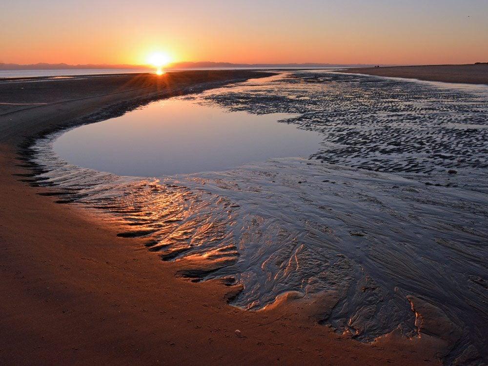 Low Tide in El Golfo de Santa Clara, Mexico