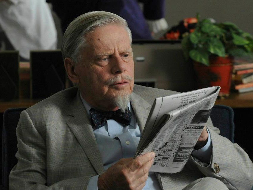Mad Men quotes - Bert Cooper