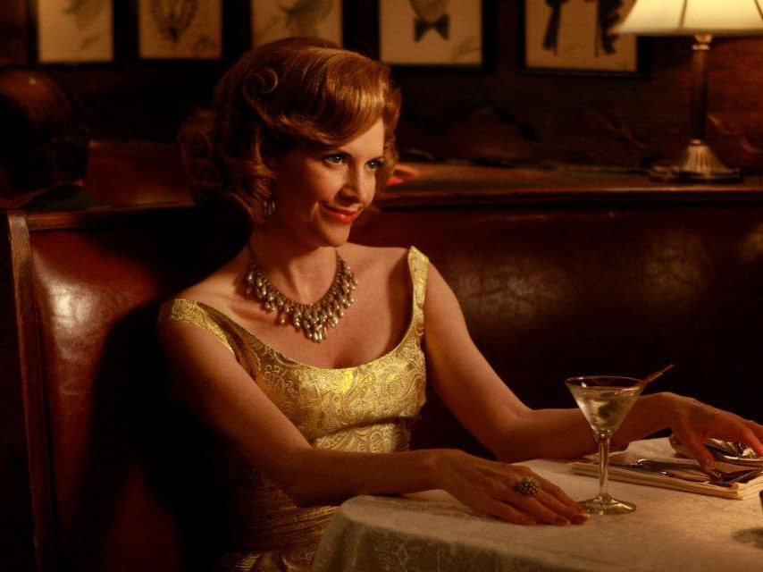 Mad Men quotes - Bobbie Barrett