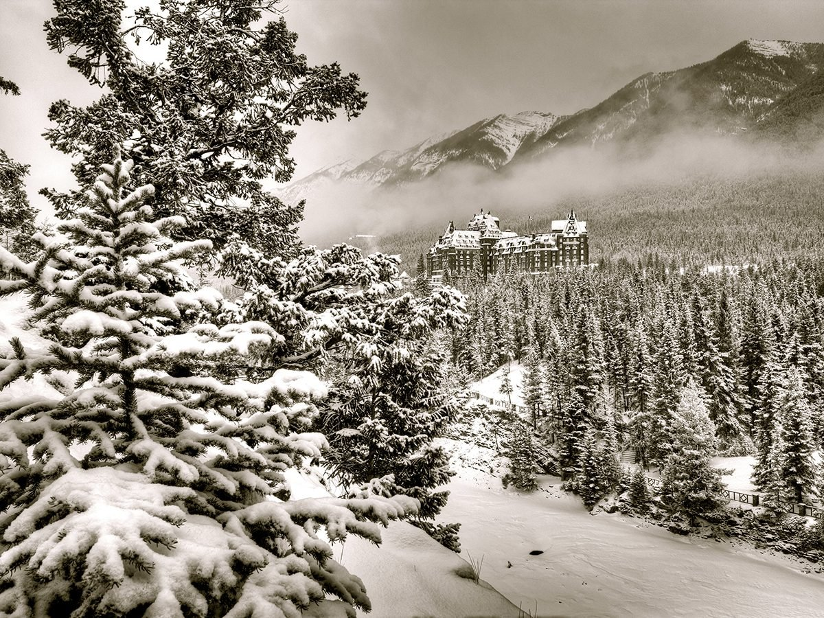 Most haunted places in Canada - Fairmont Banff Springs Hotel