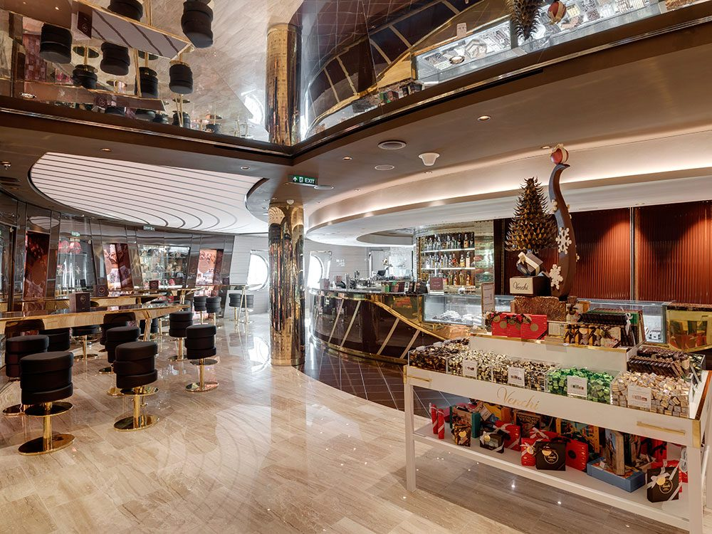 MSC Seaside - Venchi 1878 Chocolate Bar