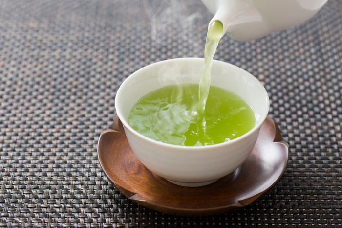 Green tea, Japanese tea