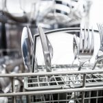 Utensils in the Dishwasher: Should They Actually Go Up or Down?