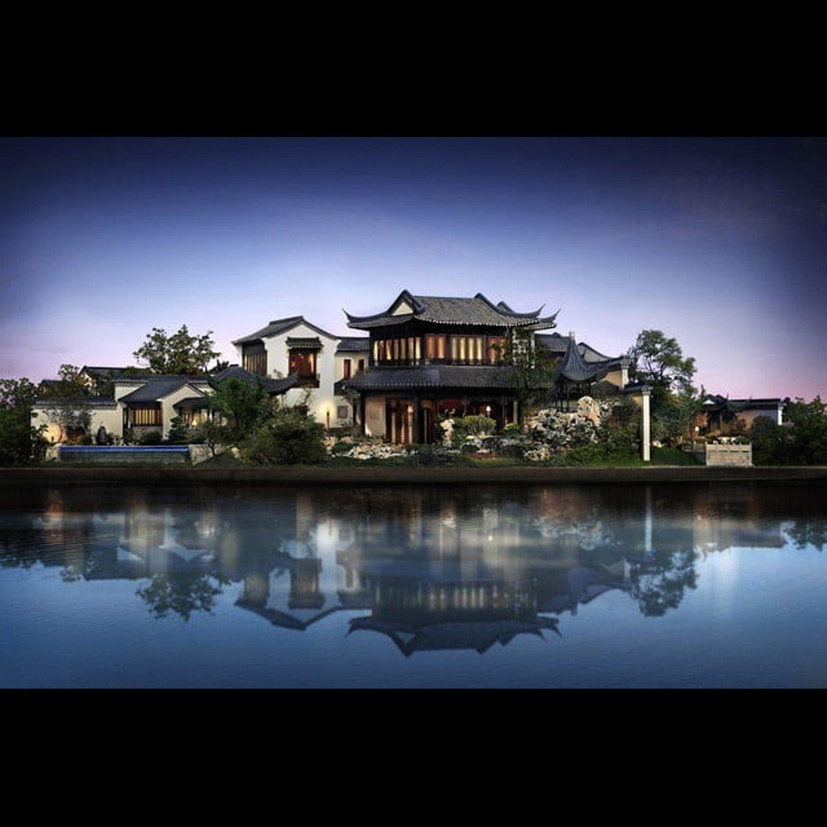 taohuayuan biggest house in China
