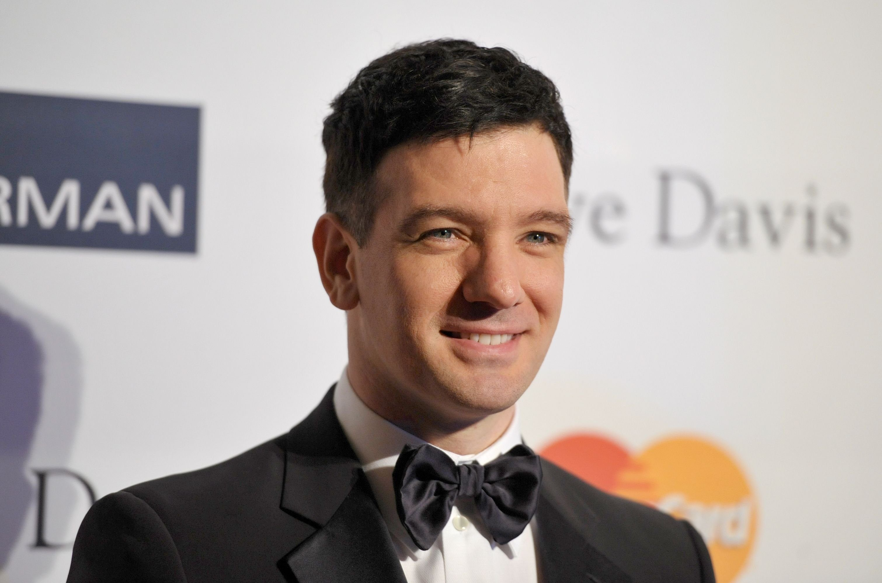 Mandatory Credit: Photo by John Shearer/Invision/AP/Shutterstock (9191631w) JC Chasez arrives at the Clive Davis Pre-GRAMMY Gala on in Beverly Hills, Calif 2013 Clive Davis Pre-GRAMMY Gala - Arrivals, Beverly Hills, USA - 9 Feb 2013