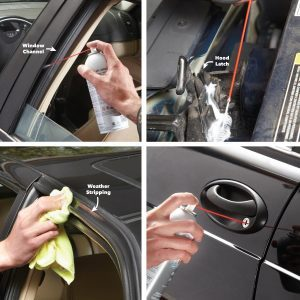 Protect Your Vehicle from Freezing Over with This Trick